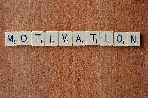 Motivation Scrabble