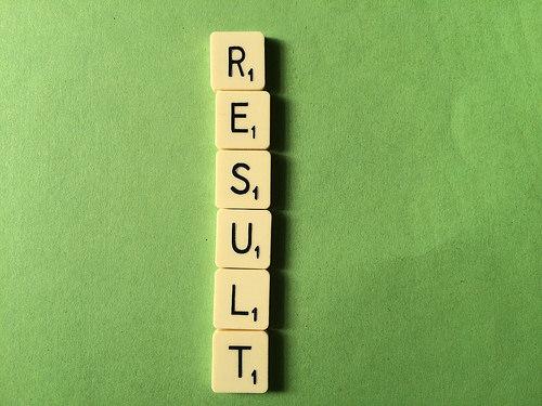 Result Scrabble