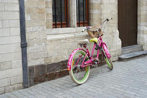 ベルギー自転車