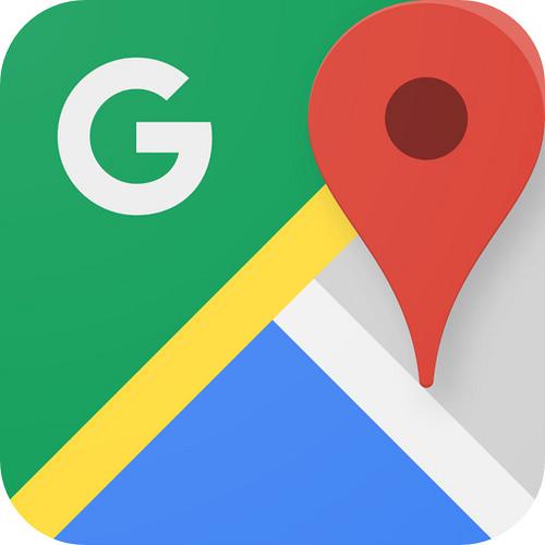 Guugle Mapsアイコン