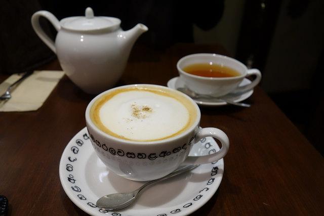 チャイと紅茶