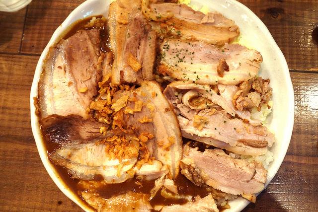 肉肉肉カレー