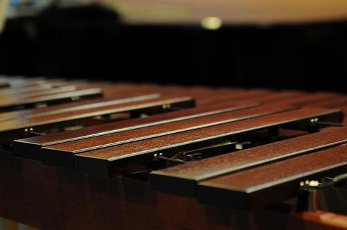 Marimba detail