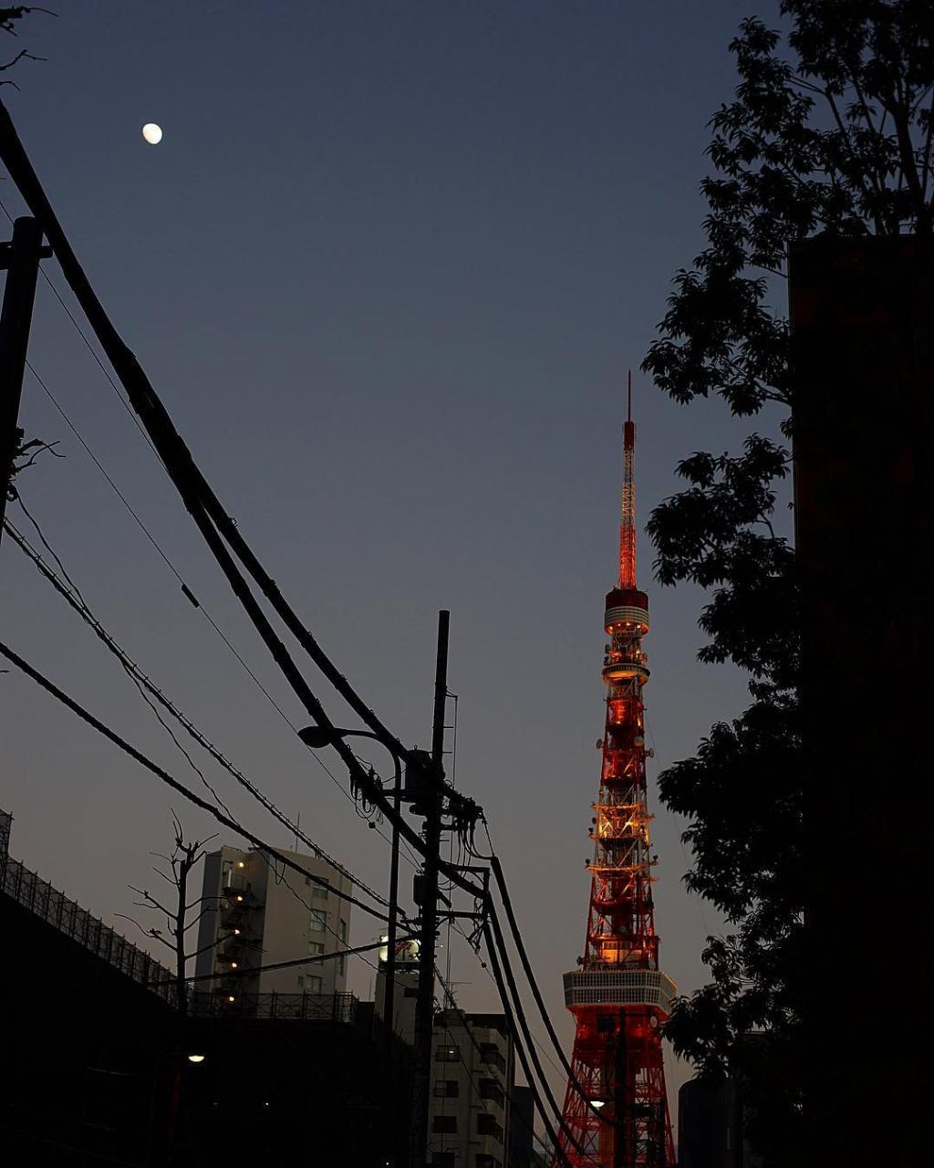 いつかの東京タワー