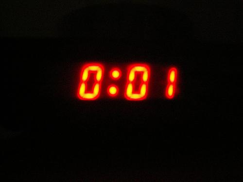 La minute