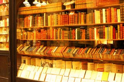 パリの本屋