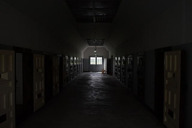 旧松本少年刑務所独居舎房