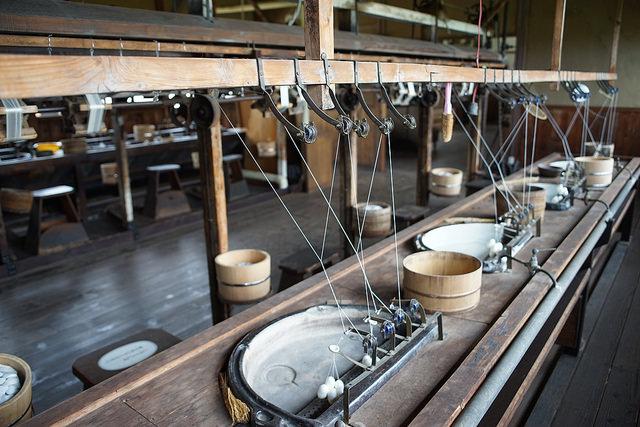 旧昭和興行製糸場