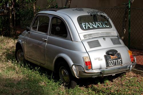 Fanatic...