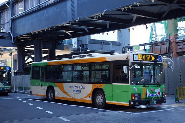 渋谷駅バスターミナル