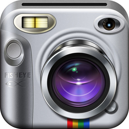 InstaFisheye - Fisheye Lens for Instagram