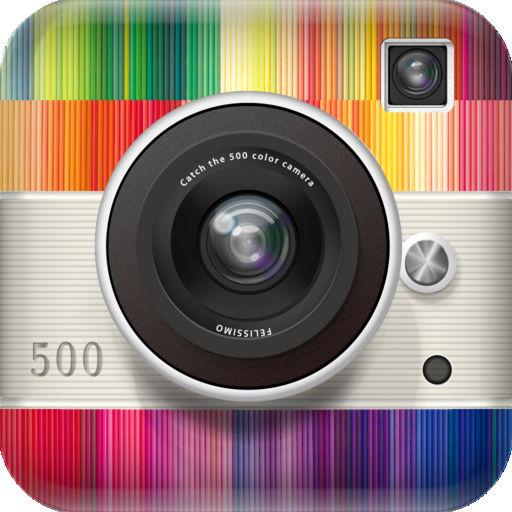 フェリシモ My500色カメラ