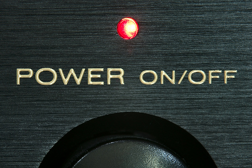Power on/off