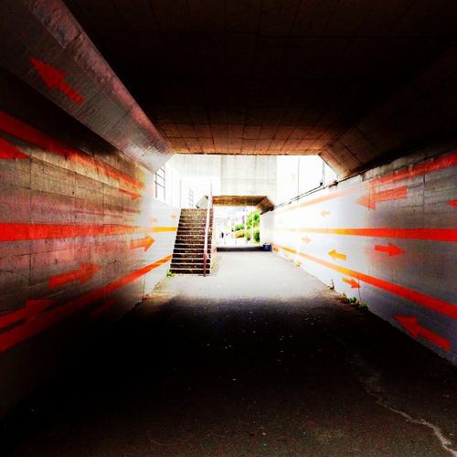 #camoreplus トンネル